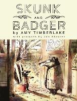 Skunk and Badger - Skunk and Badger 1 (Hardback)