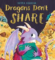 Dragons Don't Share PB (Paperback)
