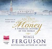 The Ascent of Money (CD-Audio)