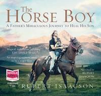 The Horse Boy (CD-Audio)