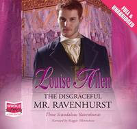 The Disgraceful Mr Ravenhurst (CD-Audio)