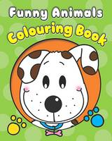 Funny Animals Colouring Book