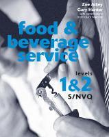 Food and Beverage Service S/NVQ Levels 1 & 2 (Paperback)