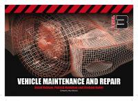 Vehicle Maintenance and Repair Level 3