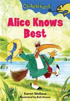 Alice Knows Best - Chameleons (Paperback)