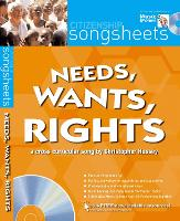 Needs, wants and rights: A Cross-Curricular Song by Christopher Hussey - Songsheets
