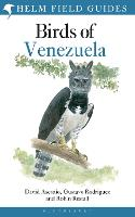 Birds of Venezuela - Helm Field Guides (Paperback)