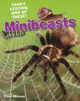 Minibeasts: Age 5-6, average readers - White Wolves Non Fiction (Paperback)