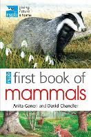 RSPB First Book Of Mammals (Paperback)