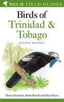 Birds of Trinidad and Tobago - Helm Field Guides (Paperback)