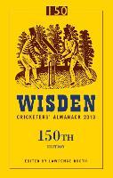 Wisden Cricketers' Almanack 2013 (Paperback)