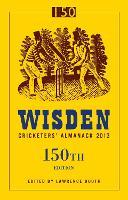 Wisden Cricketers' Almanack 2013 (Hardback)