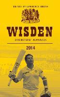 Wisden Cricketers' Almanack 2014 (Paperback)