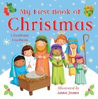 My First Book of Christmas (Hardback)