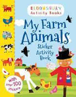 My Farm Animals Sticker Activity Book