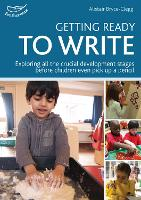 Getting ready to write (Paperback)