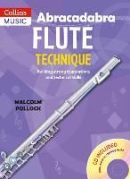 Abracadabra flute technique (Pupil's Book with CD) - Abracadabra Woodwind