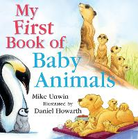 My First Book of Baby Animals (Hardback)