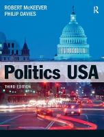 Politics USA (Paperback)