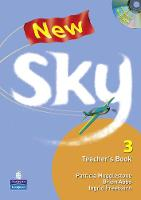 New Sky Teacher's Book and Test Master Multi-Rom 3 Pack