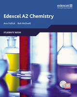 Edexcel A Level Science: A2 Chemistry Students' Book with ActiveBook CD - Edexcel GCE Chemistry