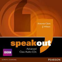 Speakout Advanced Class CD (x2) - speakout (CD-Audio)