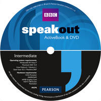 Speakout Intermediate DVD/Active book Multi-Rom for pack - speakout (CD-ROM)