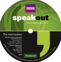 Speakout Pre-Intermediate DVD/Active book Multi-Rom for pack - speakout (CD-ROM)