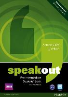 Speakout Pre-Intermediate Students book and DVD/Active Book Multi Rom Pack - speakout