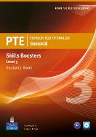 Pearson Test of English General Skills Booster 3 Students' book for Pack - Pearson Tests of English (Paperback)