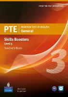 Pearson Test of English General Skills Booster 3 Teacher's Book for Pack - Pearson Tests of English (Paperback)
