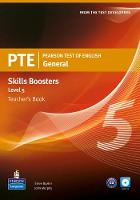 Pearson Test of English General Skills Booster 5 Teacher's Book for Pack - Pearson Tests of English (Paperback)