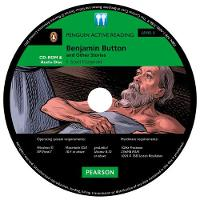PLAR3:The Curious Case of Benjamin Button Multi Rom For Pack - Penguin Active Reading (Graded Readers) (CD-ROM)
