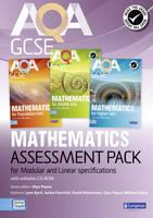 AQA GCSE Mathematics Assessment Pack: for Modular and Linear specifications - AQA GCSE Maths 2010