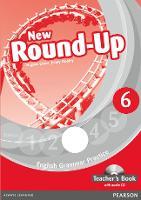 Round Up Level 6 Teacher's Book/Audio CD Pack - Round Up Grammar Practice