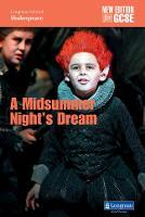 A Midsummer Night's Dream - LONGMAN SCHOOL SHAKESPEARE (Paperback)