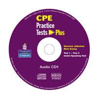 Practice Tests Plus CPE CDs 1-2 - Practice Tests Plus (CD-Audio)