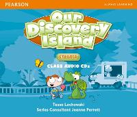 Our Discovery Island Starter Audio CD - Our Discovery Island (CD-Audio)