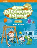 Our Discovery Island Starter Student's Book plus pin code - Our Discovery Island