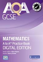 AQA GCSE Mathematics A-A* Practice Book: Digital Edition - AQA GCSE Maths 2010 (CD-ROM)
