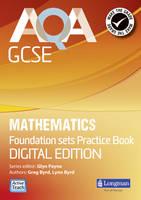 AQA GCSE Mathematics for Foundation sets Practice Book: Digital Edition - AQA GCSE Maths 2010 (CD-ROM)