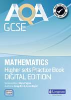 AQA GCSE Mathematics for Higher sets Practice Book: Digital Edition - AQA GCSE Maths 2010 (CD-ROM)