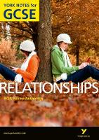 AQA Anthology: Relationships - York Notes for GCSE (Grades A*-G) - York Notes (Paperback)