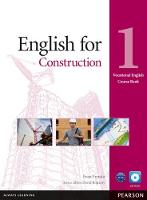 English for Construction Level 1 Coursebook for Pack - Vocational English (Paperback)