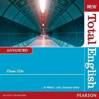 New Total English Advanced Class Audio CD - Total English (CD-Audio)