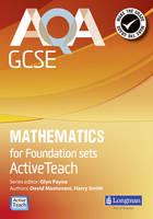 AQA GCSE Mathematics Foundation ActiveTeach DVD - AQA GCSE Maths 2010