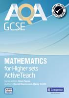 AQA GCSE Mathematics Higher ActiveTeach DVD - AQA GCSE Maths 2010