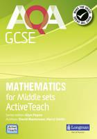 AQA GCSE Mathematics Middle sets ActiveTeach DVD - AQA GCSE Maths 2010