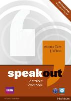 Speakout Advanced Workbook no Key and Audio CD Pack - speakout