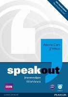 Speakout Intermediate Workbook No Key and Audio CD Pack - speakout